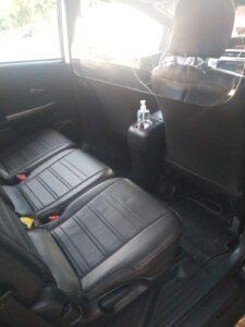 medidas de seguridad taxi