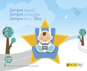 Silla para bebe taxi